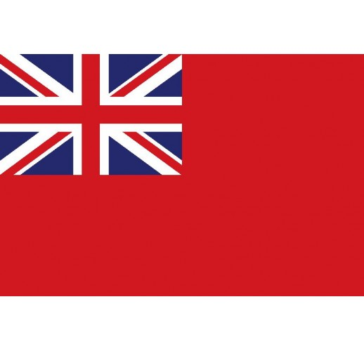 UNITED KINGDOM of Great Britain RED ENSIGN flag 20*30