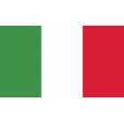 Italian flag 20*30