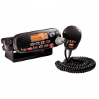 Cobra MR F55B EU 25 Watt Class-D Fixed Mount VHF Radio, Black