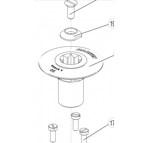 Socket PT A Al 6082 - UNI 9006-4