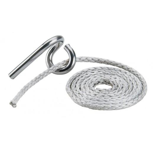 Dinghy Clew Hook