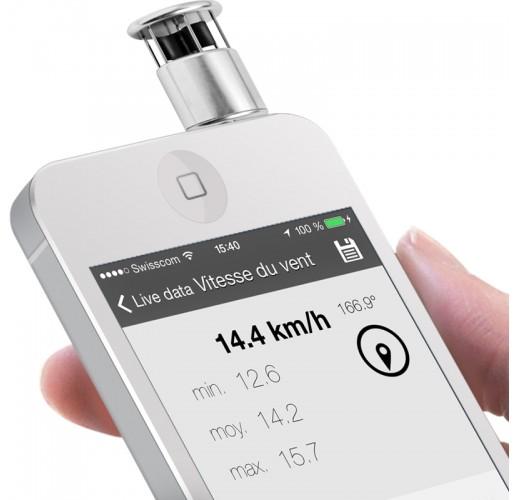 Anemo-thermo-hygrometer Skywatch Windoo 2