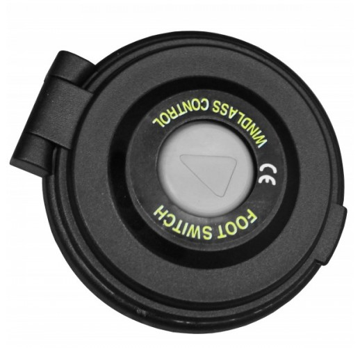 Foot Switch black covering