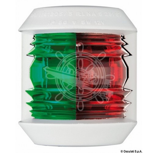 Bicolor Osculati Utility Compact navigation lights