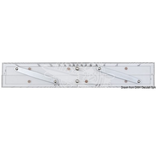 Parallel ruler MICRON