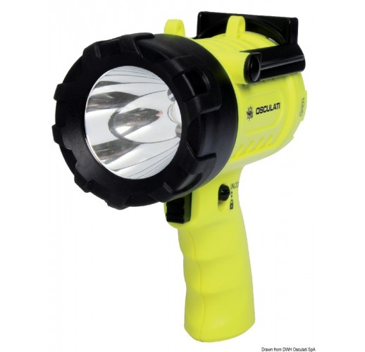 Extreme watertight led torch