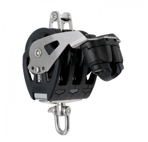 Plain bearing block - triple, becket cam