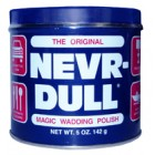 The Ultimate Metal Polish and Cleaner NEVR-DULL 142g